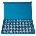 CPG Caja de Prótesis 50 piezas tamaños variados